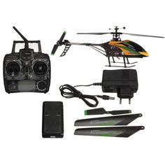 62.99$  Watch now - http://ali6ca.worldwells.pw/go.php?t=32650990495 - 2016 High Quality WLtoys V912 Sky Dancer 2.4G 4CH RC Helicopter RTF with Videography Function Remote Control Toys For Children