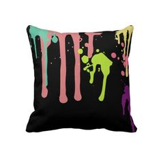 There's still some punk rock in me. Like these pillows!