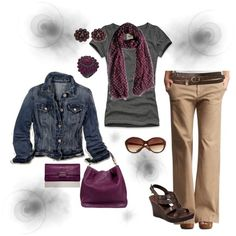 Polyvore Fall Outfits   nice fall outfit   Polyvore by pupeditis