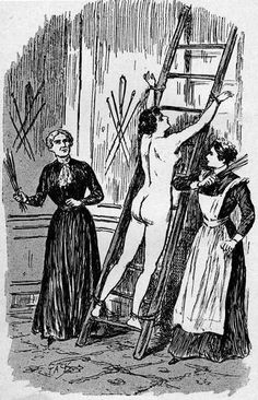 Spanking Bench: The Victorian Contribution