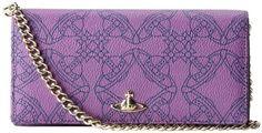 Vivienne Westwood Long Wallet Wallet,Violet,One Size Vivienne Westwood,http://www.amazon.com/dp/B00BUJ2I6Y/ref=cm_sw_r_pi_dp_Pf4rsb0WBG3S0EM2
