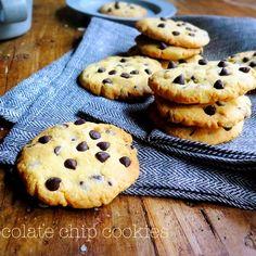 ♡超簡単失敗なし♡アメリカンチョコチップクッキー♡