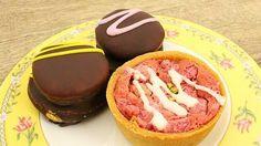 ファミマ焼き菓子JewelrySweetsに新作3種ベリーのクランブルタルトなど--販売地域も拡大