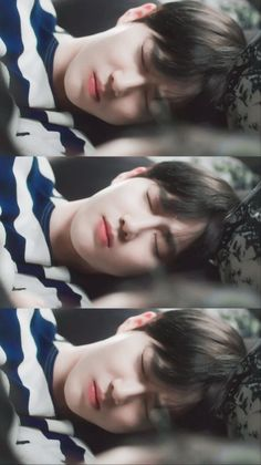 My Cotton Baby sleeping. Let me just cuddle you. Chanyeol, Kyungsoo, Exo Kai, Kaisoo, Exo Ot12, Chen, K Pop, Kim Joon Myeon, Exo Album