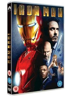 Iron Man [DVD]: Amazon.co.uk: Robert Downey Jr., Terrence Howard, Gwyneth Paltrow, Jeff Bridges, Jon Favreau: Film & TV