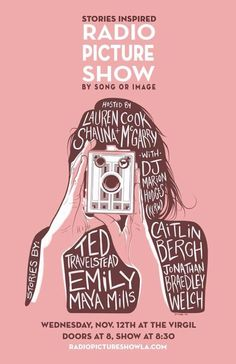 Radio Picture Show by Jenny Fine