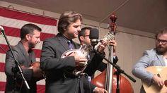 The Travelin' McCourys at The Bill Monroe Bluegrass Festival in Bean Blo...