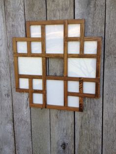 Collage Frame Photo Collage Frame Multi Pictures by ZimWoodworking Multiple Picture Frame, Multi Picture, Multi Photo, Barn Wood Picture Frames, Collage Picture Frames, Collage Photo, School Frame, Italy, Frames