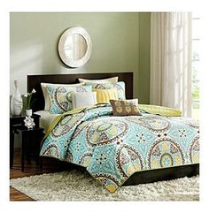Product: Samara 6-pc. Coverlet Set by Madison Park® From Younkers