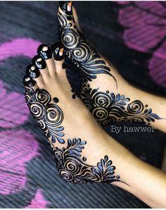 Khafif Mehndi Design, Henna Designs Feet, Indian Mehndi Designs, Stylish Mehndi Designs, Mehndi Design Photos, Wedding Mehndi Designs, Beautiful Mehndi Design, Mehndi Designs For Hands, Henna Tattoo Designs