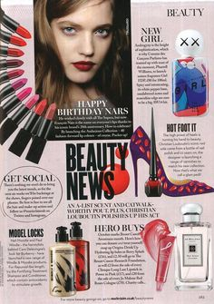 Windle & Moodie | WAM hair styling products in the Press