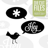 New Studio Calico cut files for the Silhouette!