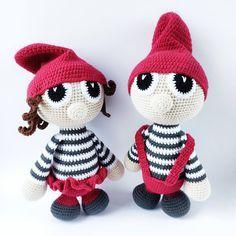 Crochet For Kids, Diy Crochet, Crochet Toys, Christmas Knitting, Christmas Crafts, Knitting Patterns, Crochet Patterns, Christmas Inspiration, Free Pattern