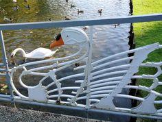Swan bridge - Arnhem - The Netherlands
