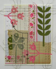 stitched collage by lusummers, via Flickr
