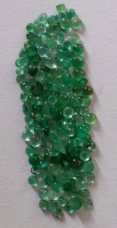 10 Cts Natural Emerald Brazilian Loose Gemstone Round shape #Unbranded