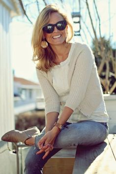 Me Naiset – Blogit | Kalastajan vaimo – Kevät kaduilla Soft Classic, Fashion Ideas, Style Inspiration, My Style, Casual, Life, Young Adults