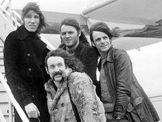 Foto di repertorio e rarità dei Pink Floyd postate su YouTube.