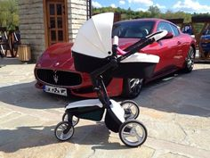 Wow! Good morning from Bulgaria! Here is baby Katrin's ride next to mummy Milena's ride ;) #mimakids #mimaxari