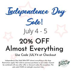 """SPV Fabrics on Instagram: """"💥Independence Day Sale is still happening!👏🏼20% OFF Almost everything in the shop including On Sale items, licensed fabric, and Tula Pink!…"""" 20 Off, Independence Day, Sale Items, Everything, Fabrics, Coding, How To Apply, Shit Happens, Pink"""