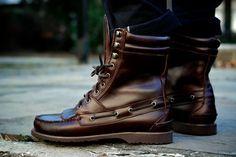 """Ronnie Fieg x Sebago """"Kings Point"""" Boots"""