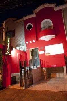 WEST INK , estúdio de tatuagem, localizado na Rua Clélia 1397, Vila Romana, São Paulo - SP Fair Grounds, Tattoo Studio, Street, Studio