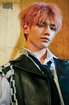 K-pop star Taeyong of NCT tells Allure all about his ever-changing hair and makeup, including the ways beauty reflect's the music of NCT and its subunits NCT U and NCT Taemin, Shinee, Lee Taeyong, Nct 127, Nct Yuta, Mark Lee, Winwin, Jaehyun, K Pop