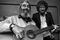 Ronnie Drew & Luke Kelly of the Dubliners