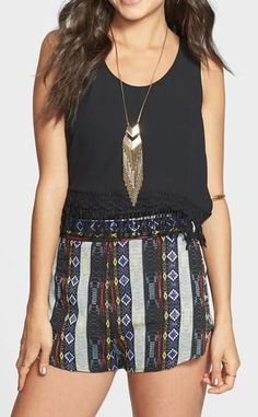 Nordstrom shorts that could go almost anything!!!!