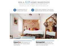 Win A Home Makeover from NYFU Worth $20K - Design Milk