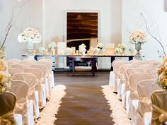 Beautiful ceremony inspiration from the Montelucia Resort & Spa  azredbook.com