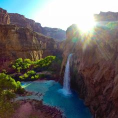 Havasu Falls - Check out...