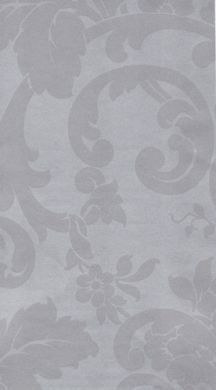 Silver Parisian Satin Damask Wallpaper