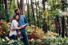 Matt & Janice engagement photos at Lickey Hills | Mustard Yellow Photography