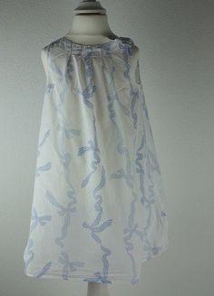 Kaufe meinen Artikel bei #Mamikreisel http://www.mamikreisel.de/kleidung-fur-madchen/nachthemden/31280612-jacadi-paris-popeline-nachthemd-nachtwasche-gr-92-2j