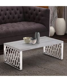 Skyline Coffee Table, Direct Ship   Coffee U0026 Accent Tables   Furniture    Macyu0027s
