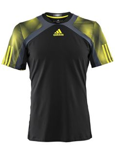 adidas Men's Spring Semi Fitted barricade Crew Adidas Outfit, Nike Outfits, Cool Outfits, Athletic Outfits, Athletic Wear, Posh Clothing, Mens Workout Shirts, Golf Wear, Tennis Clothes
