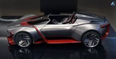 Dodge Convertible concept by Matthew Braun