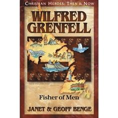 There Dr. Grenfell pioneered life-saving hospitals, schools, orphanages, and fishermen's co-ops as he shared the hope of the gospel with people whose lives had offered only despair. For good reason, everyone from heads of state to destitute children revered Sir Wilfred Grenfell for his kindness and courage. (1865-1940)