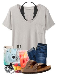 Designer Clothes, Shoes & Bags for Women Cute Outfits For School, College Outfits, Cute Casual Outfits, Simple Outfits, Outfits For Teens, Casual Clothes, Spring Outfits, Winter Outfits, Road Trip Outfit
