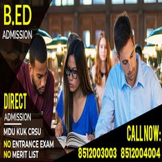 B.ed Admission 2020 Online Form Last Date Delhi MDU CRSU Kurukshetra University Bachelor Of Education, Primary Education, Teachers College, School Teacher, Final Examination, Degree Holder, Teaching Profession, Course Offering, Entrance Exam
