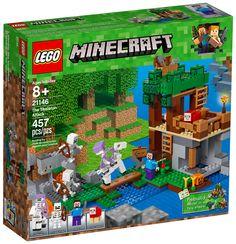 LEGO Minecraft 21146 : L'attaque des squelettes