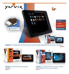 Aquí tienes para publicar un buen tablet de Yarvik