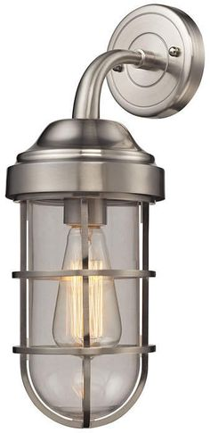 12 Best Nautical sconce images | Sconces, Wall sconces, Wall