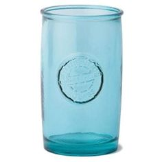 toothbrush tumblers blue: Home & Kitchen Toothbrush Tumblers, Toothbrush Holder, Bathroom Accessories, Home Accessories, Soap Dispensers, Door Storage, Online Shopping Stores, Colored Glass, Home Kitchens