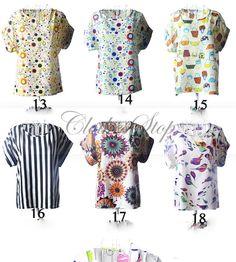 Floral Plus Size Shirt Women's Casual Top | ClothesStop