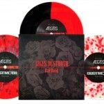ÆGES/Dust Moth – Bad Blood // Limited Edition 7″ on 3 Variants