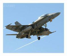 F18 - Ala 15 - 153 Escuadrón