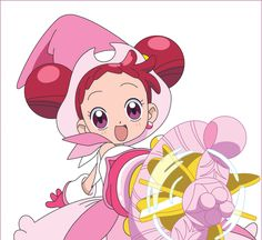 Tags: Ojamajo DoReMi, Harukaze Doremi, Official Art, Artist Request