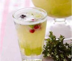 Receita Sangria branca por Equipa Bimby - Categoria da receita Bebidas